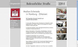 Bürogemeinschaft Bahrenfelder Strasse 229f 2005