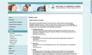 Michael Flussfisch GmbH 2005