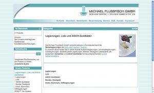 Michael Flussfisch GmbH Online Shop