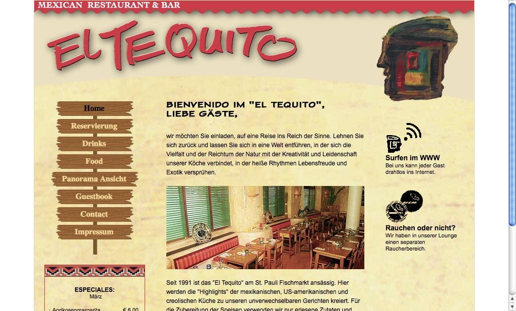 EL TEQUITO KG