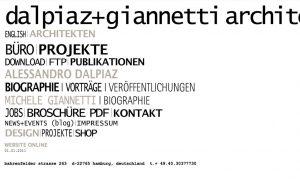 Dalpiaz + Giannetti 2010