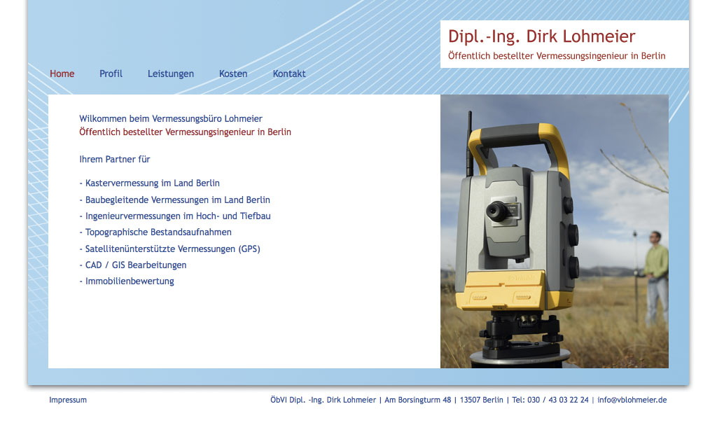 Dipl.-Ing. Dirk Lohmeier