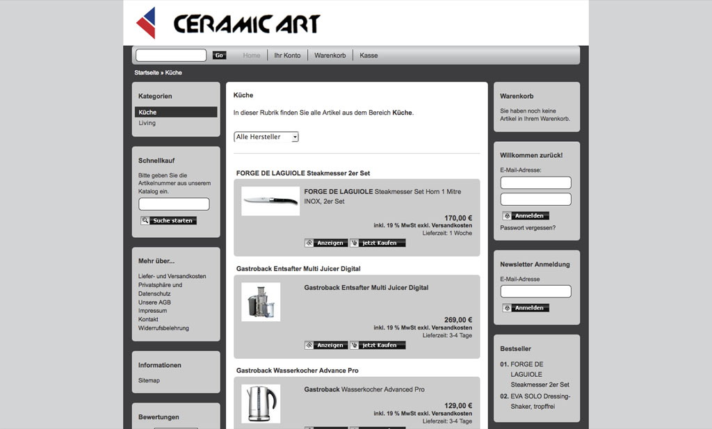 Ceramic Art Hamburg