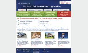 Der Online-Versicherungs-Makler