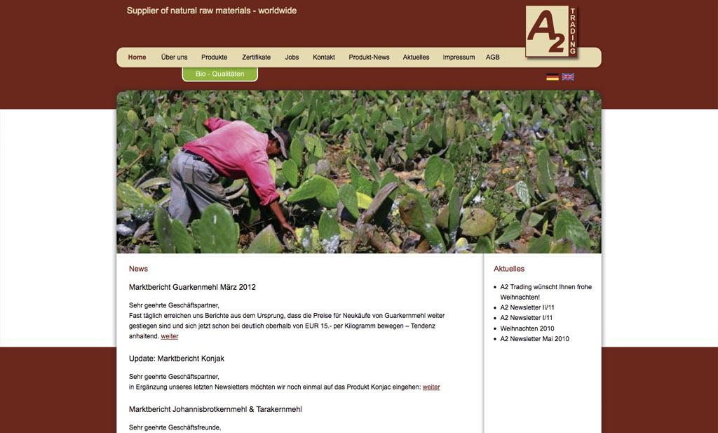 A2 Trading GmbH 2012