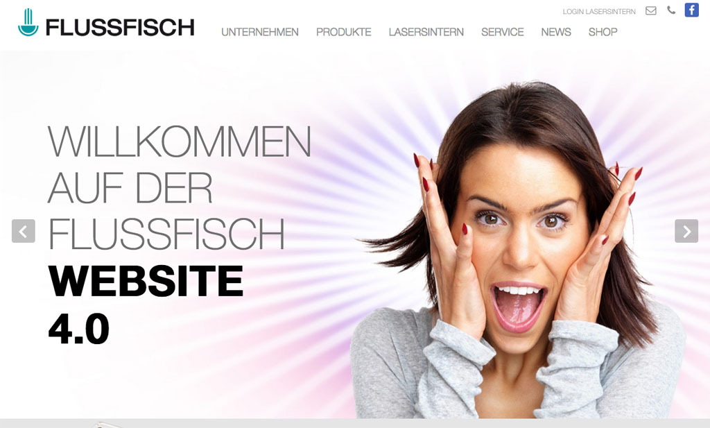 Michael Flussfisch GmbH 2016