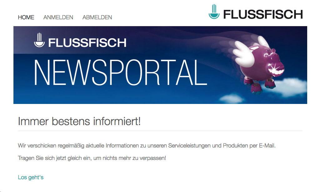 Michael Flussfisch GmbH - Newsportal